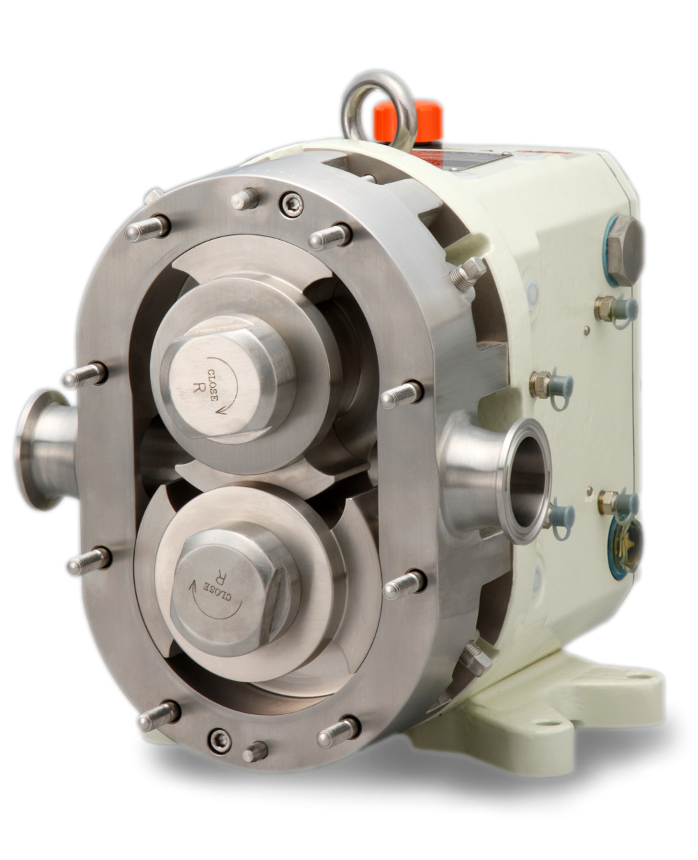 Nakakin Rotary Piston Pump JMU Series