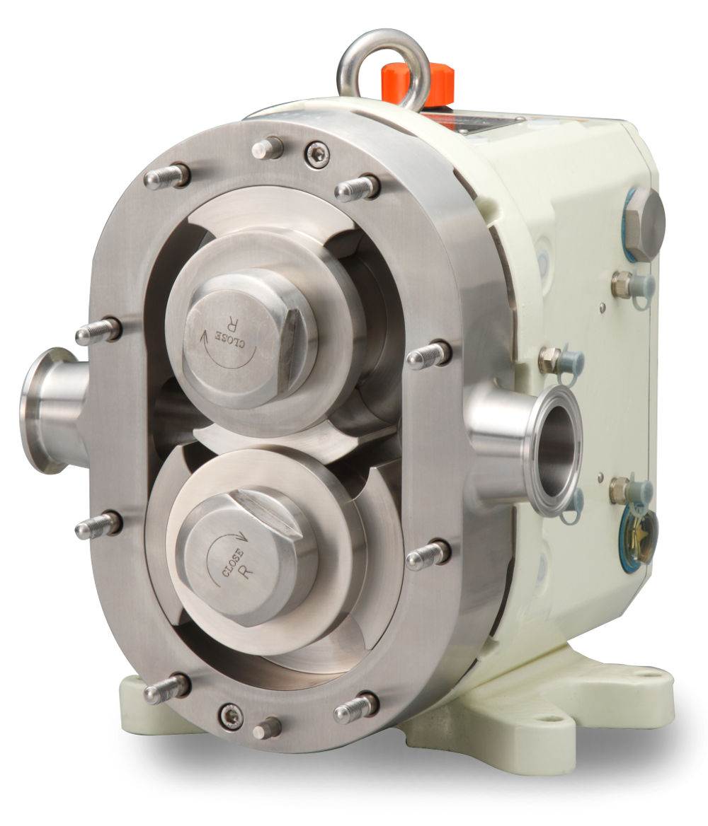 Nakakin Rotary Piston Pump JM/JO Series