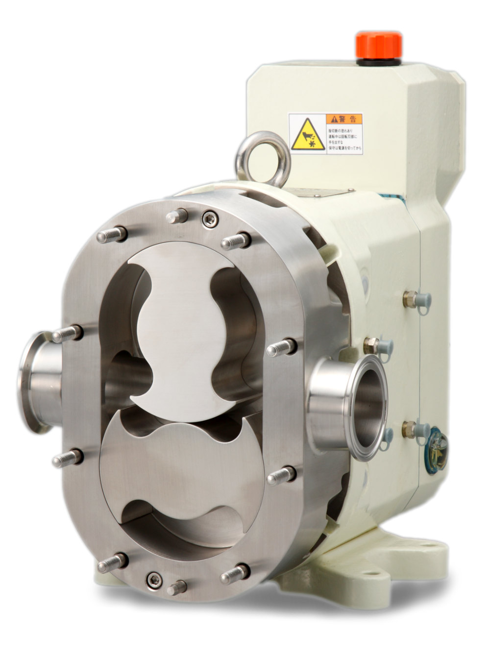 Nakakin Rotary Piston Pump SC Series